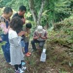 吉賀町柿木村のお寺さんで「ペット墓」を建てさせていただきました。