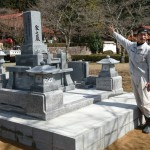 鹿足郡津和野町/K家様・累代墓石建立工事 完工
