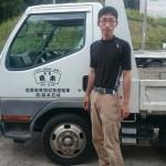 はじめまして!施工担当の田原です。
