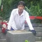 益田市横田町にて累代墓石建之工事しました。
