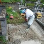 5月12日 吉賀町六日市/K家様 お墓終い。