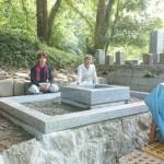 9月13日 吉賀町柿木村/O家様・累代墓石建立工事 その3