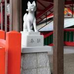 津和野太鼓谷稲成神社様/石像建立工事  め で た く 完 工!