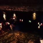 津和野町蕪坂/O家様・累代墓石建立工事 納骨室編 &津和野灯篭流し