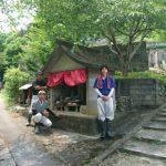 益田市高津にてY家様の墓所改修工事をさせていただきました!