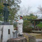 津和野町青原にてお墓のリフォーム工事完工!