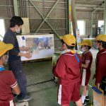 街探検!で安田小学校2年生が来られました(^_^)