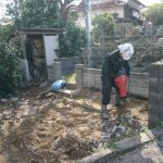 益田市内にてS家様のお墓終いをさせて頂きました!